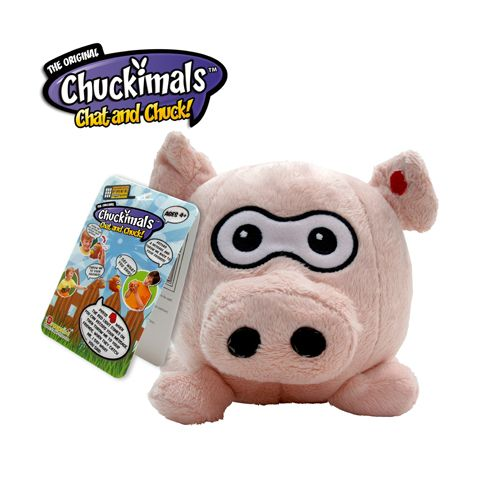 Chatimals - Prieten Chuckimals Purcel