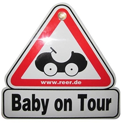 Reer - Semn de Masina Baby on Tour.
