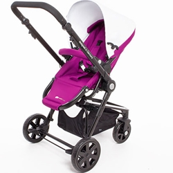 Kinderkraft - Carucior 2 in 1 Kraft 6 Purple