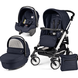 Peg Perego - Carucior 3 in 1 Pliko Switch Easy Drive Sportivo