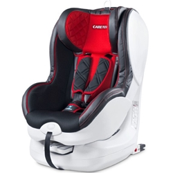 Caretero - Scaun Auto Defender Isofix Red