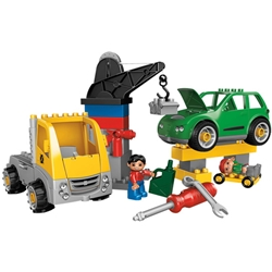 Jucarii Lego Duplo - Atelier Auto