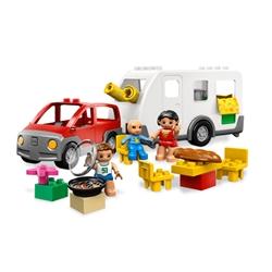 Jucarii Lego Duplo - Camping