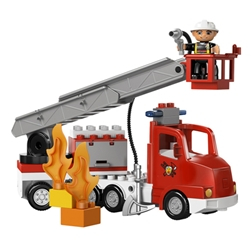 Duplo - Masina de Pompieri - Jucarii Lego