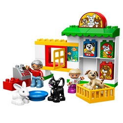 Duplo - Pet Shop - Jucarii Lego