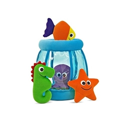 Melissa and Doug - Acvariul cu Animale Marine din Plus