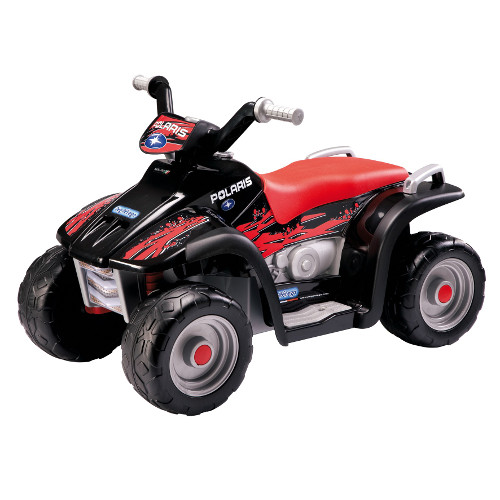 ATV Polaris Sportman 400 Black
