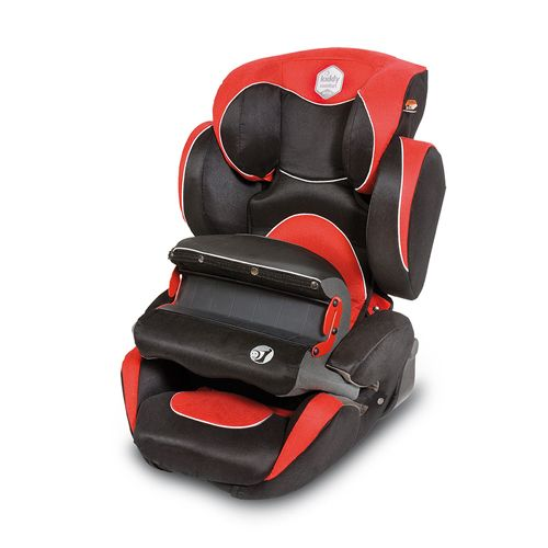 Scaun Auto Comfort Pro Black Red
