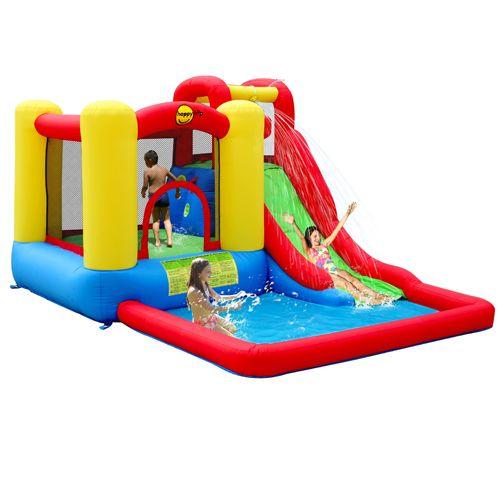 Saltea Gonflabila Jump and Splash