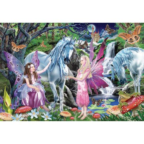 3D Puzzle - Magic Forest - Padurea Fermecata