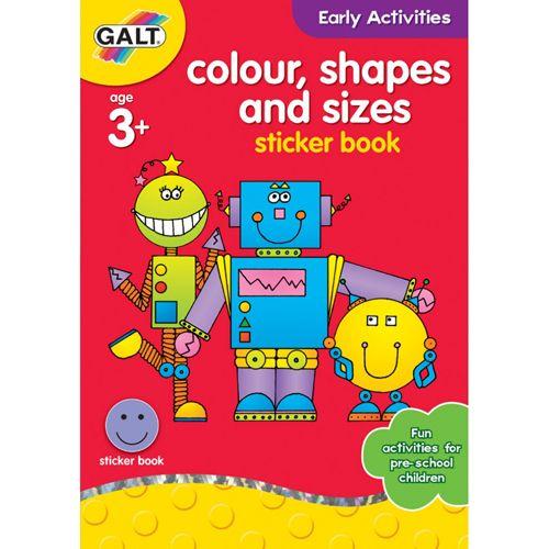 Colour, Shapes and Sizes - Culori, Forme si Marimi