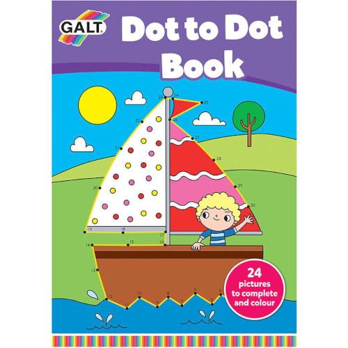 Dot to Dot Book - Carte Uneste Punctele