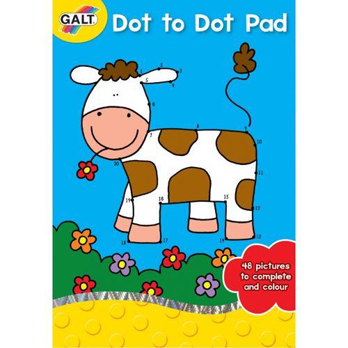 Dot to Dot Pad - Uneste Punctele