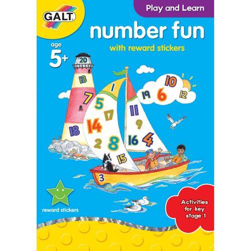 Number Fun - Numaratul Distractiv
