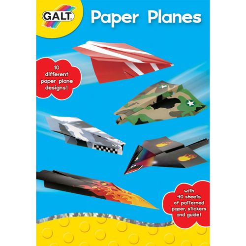 Paper Planes - Avioane din Hartie