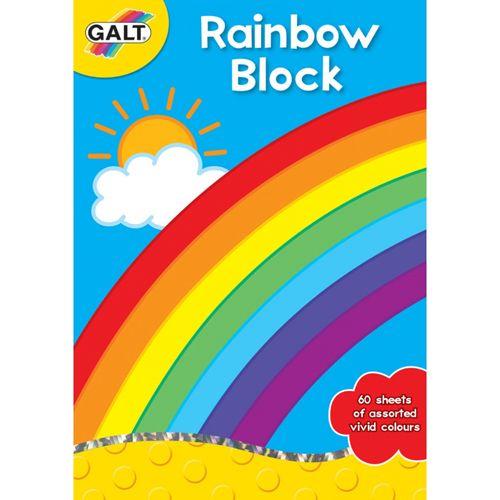 Rainbow Block - Coli Desen Asortate