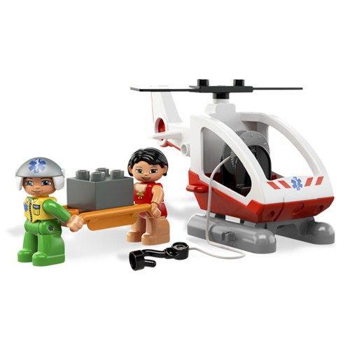 Duplo - Elicopter de Salvare
