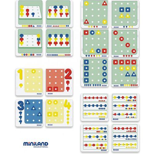 Mozaic Jumbo pentru Activitati Matematice