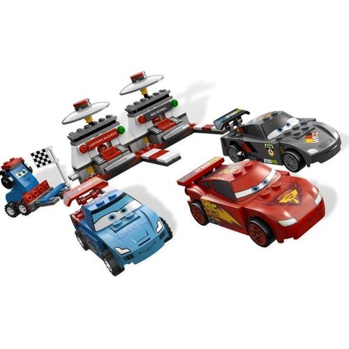 Cars - Ultimate Race Set