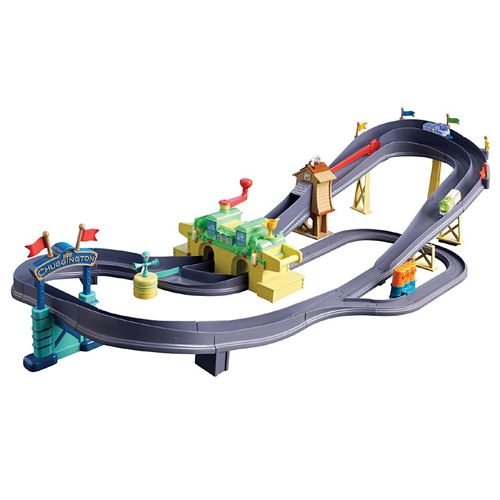 Set Lux Campionatul Chuggington