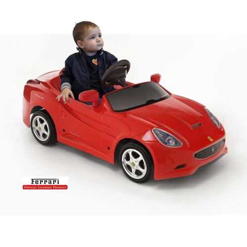 Ferrari California cu Pedale
