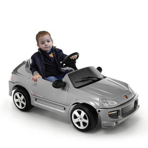 Porsche Cayenne Turbo cu Pedale