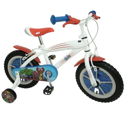 Bicicleta Marvel Heroes 14