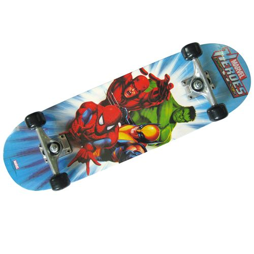 Skateboard Marvel Heroes