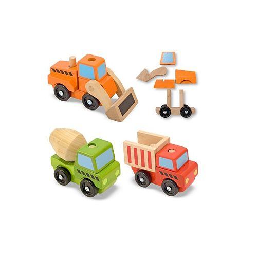 Vehicule Utilitare pentru Constructii din Lemn