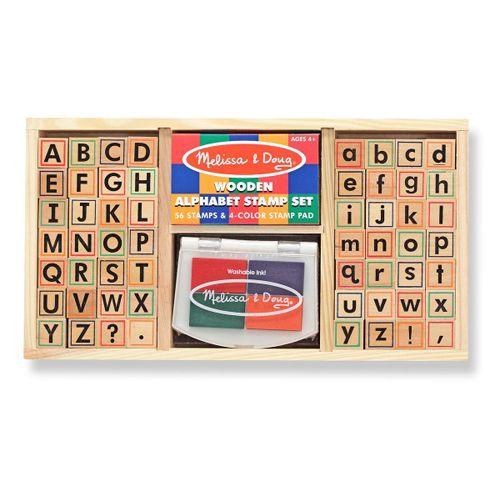 Set de Stampile Alfabet