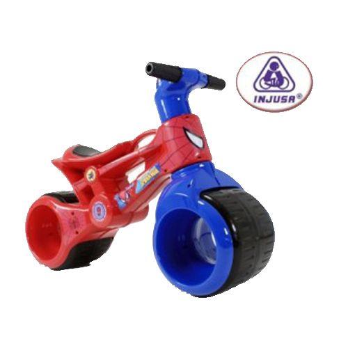 Bicicleta Fara Pedale Rayo Spiderman