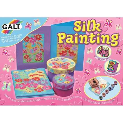 Silk Painting -  Pictura pe Matase