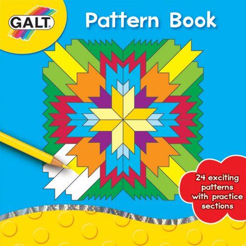 Pattern Book - Carte Colorat cu Modele