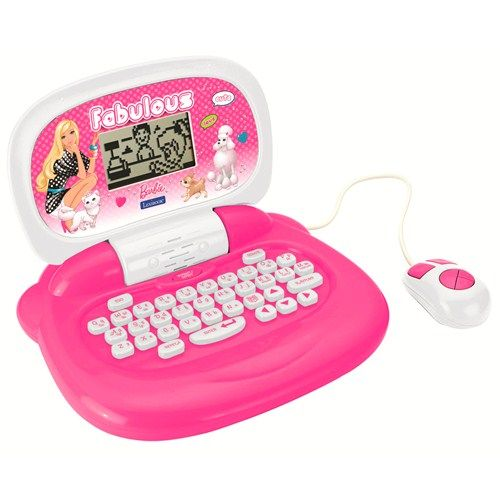 Laptop Barbie 24 Activitati