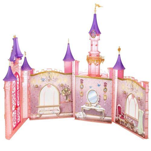 Castelul Frumoasei din Padurea Adormita