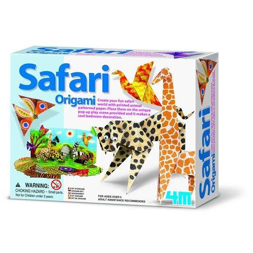 Origami Lumea Safari