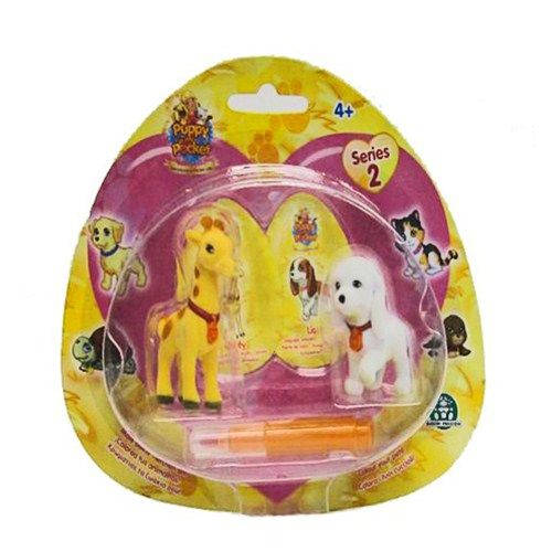 Poza Puppy in My Pocket - Set 2 Animalute pe Blister