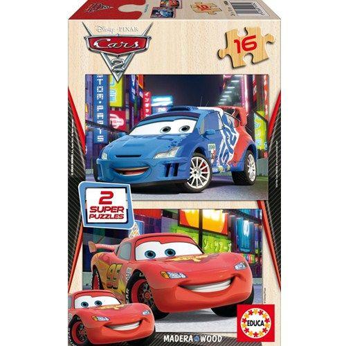 Puzzle Cars 2, 2x16