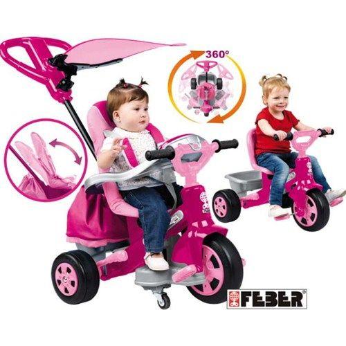 Tricicleta Baby Twist Girl