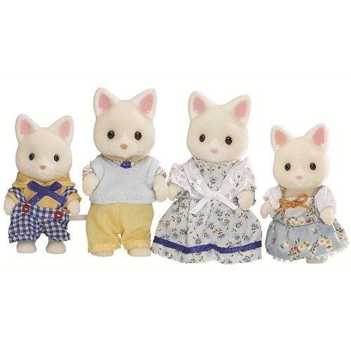 Familia Pisici Argintii
