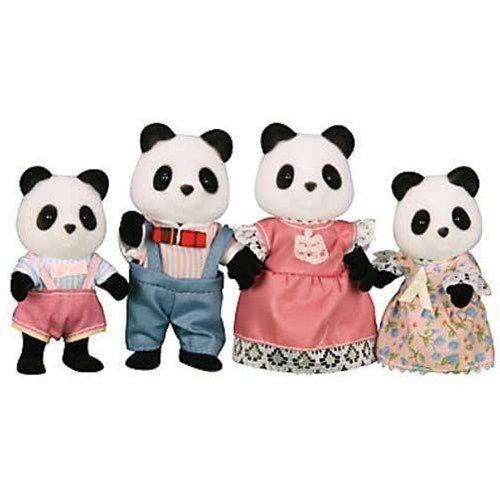 Familia Bamboo Panda