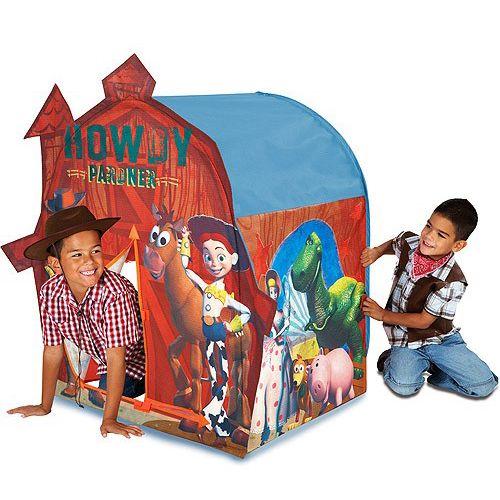 Cort de Joaca Toy Story Hide