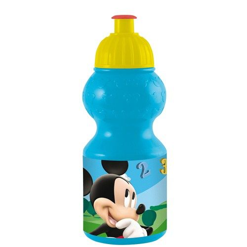 Sticla Plastic Mickey Mouse