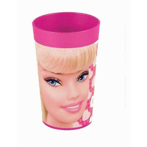 Pahar Plastic Barbie