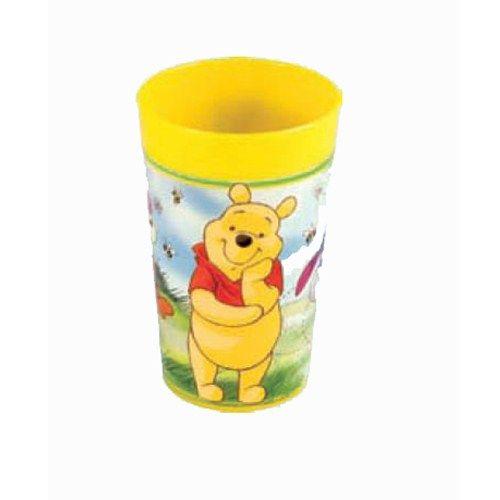 Pahar Plastic Winnie The Pooh