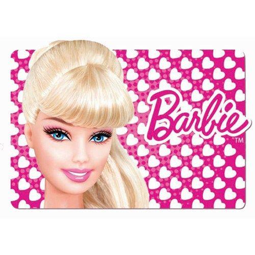Placemat Barbie cu Efect 3D