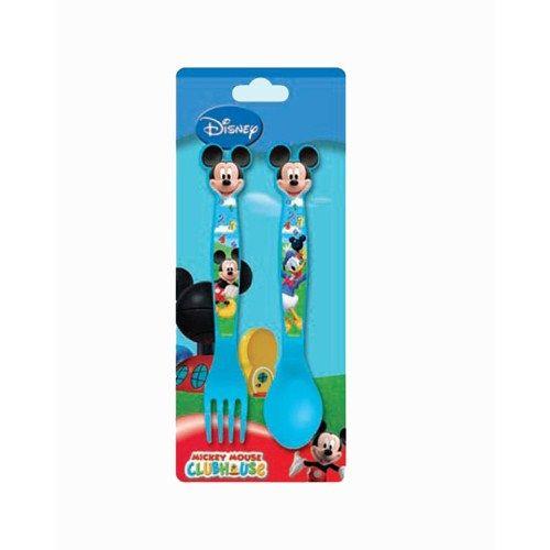 Furculita si Lingurita Mickey Mouse