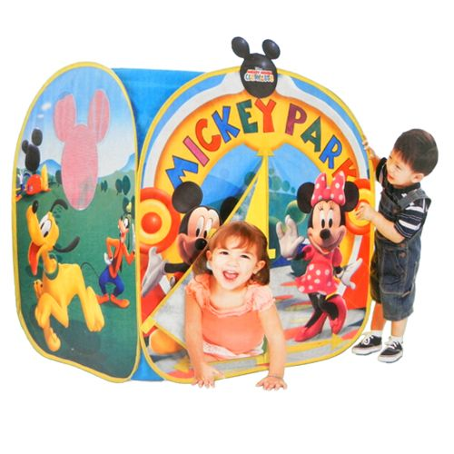 Cort de Joaca Mickey Mouse Club House
