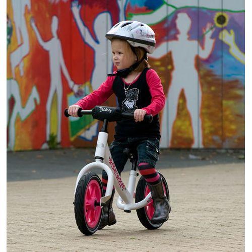 Bicicleta fara Pedale Biky White