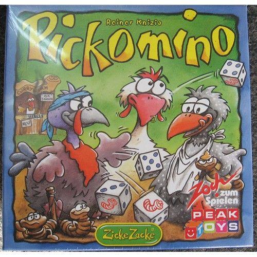 Joc Pickomino